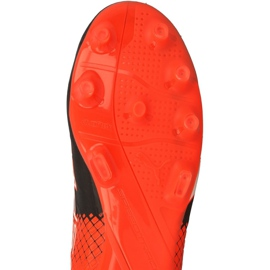 Football boots Puma evoSPEED 4.5 Tricks Fg M 10359203 multicolored red 1