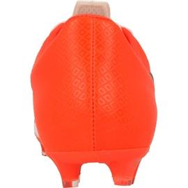 Football boots Puma evoSPEED 4.5 Tricks Fg M 10359203 multicolored red 3