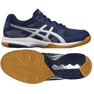 Volleyball shoes Asics Gel Rocket 8 M B706Y-4993 navy blue navy 2