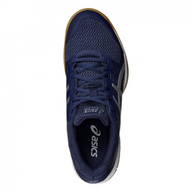 Volleyball shoes Asics Gel Rocket 8 M B706Y-4993 navy navy blue 6