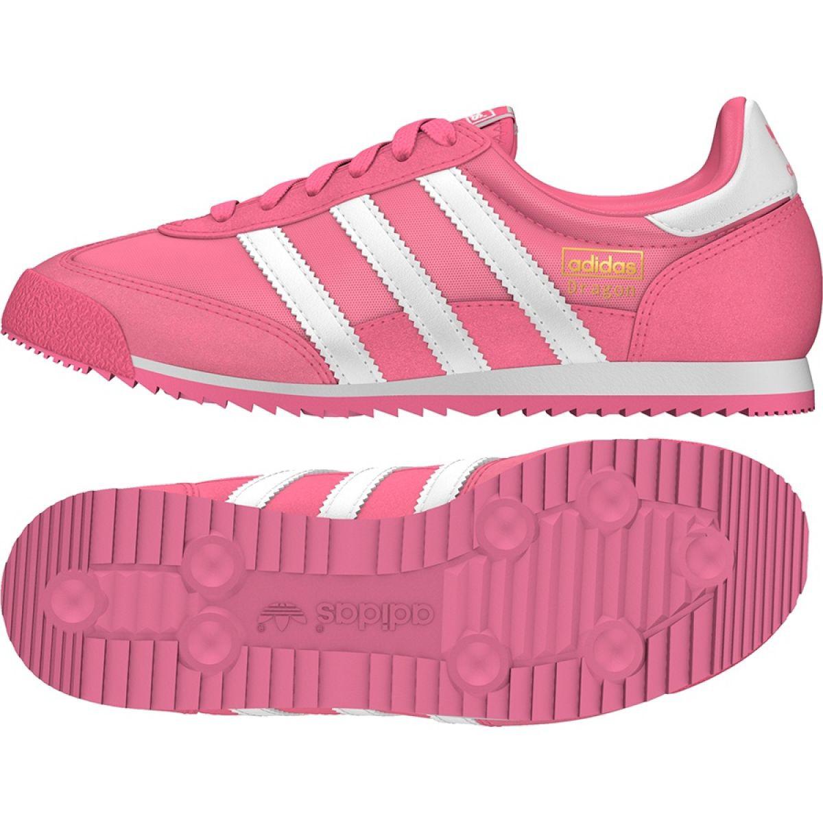 Adidas Originals Dragon Og Jr BB2489 shoes pink