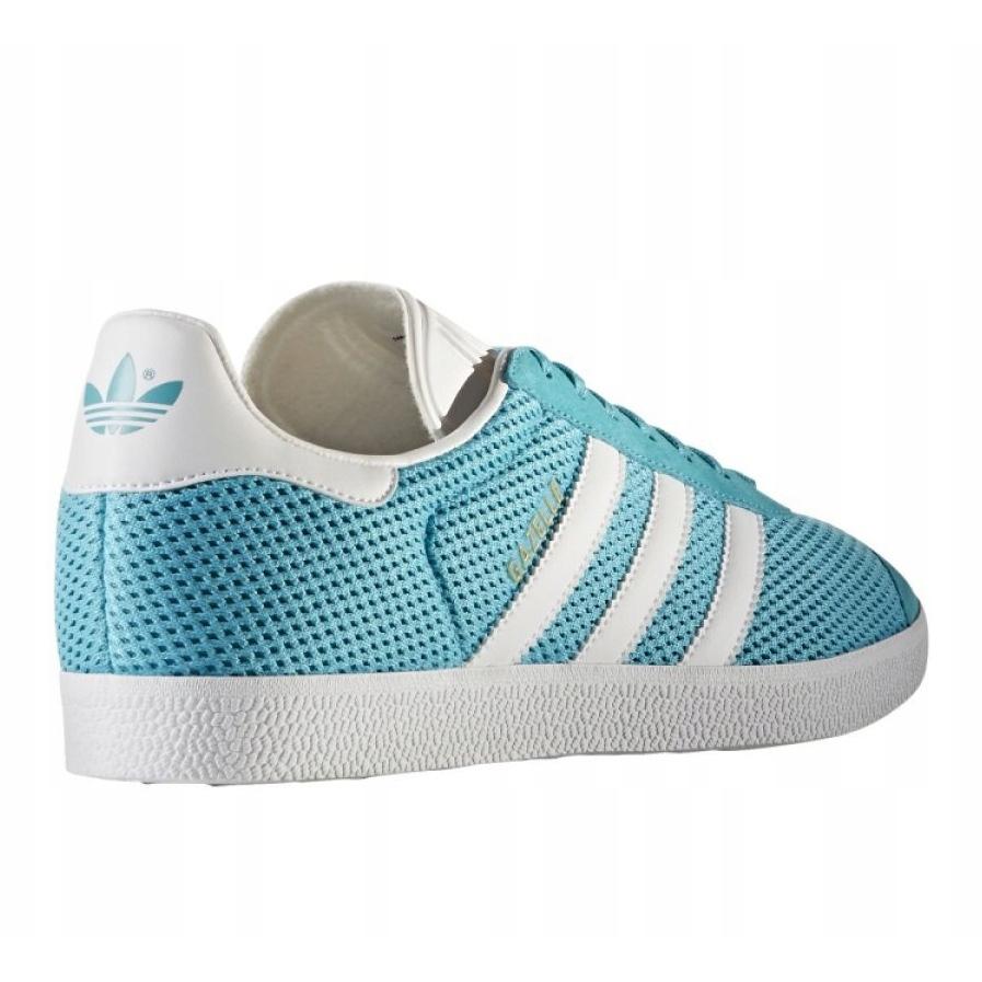 Adidas Originals Gazelle shoes in BB2761 blue