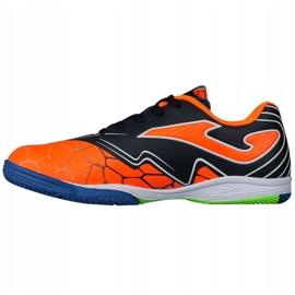 Indoor shoes Joma Super Copa In Jr SCJS.808.IN orange green 1