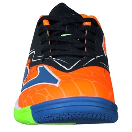 Indoor shoes Joma Super Copa In Jr SCJS.808.IN orange green 3
