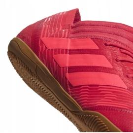 Adidas Nemeziz Tango 17.3 In M CP9112 shoes multicolored red 3