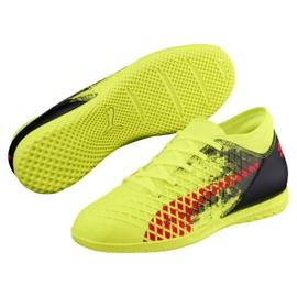 Reebok Football boots Puma Future 18.4 It Jr 104337 01 yellow yellow 2