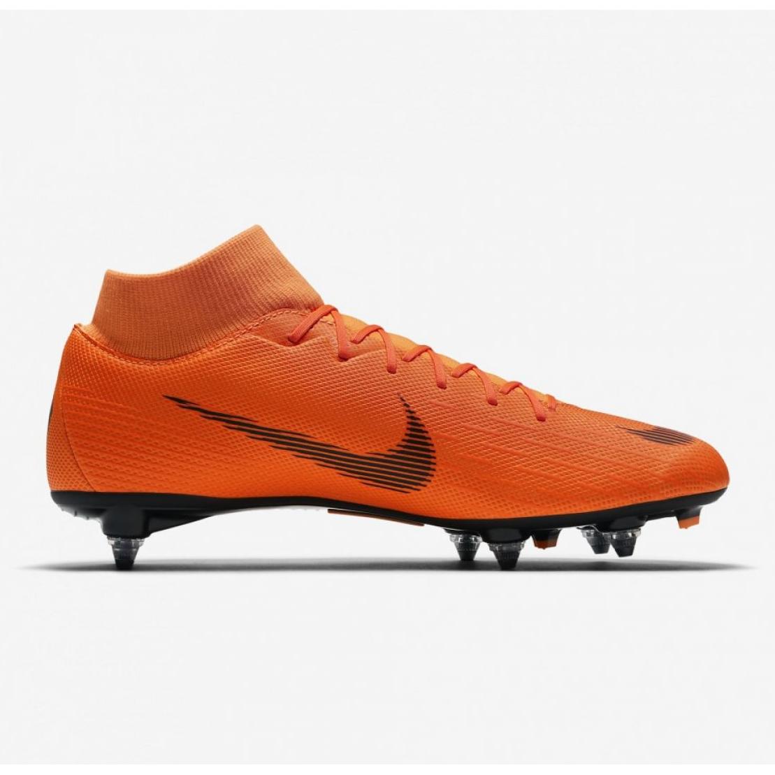 best website d23b2 069e8 Nike Mercurial Superfly 6 Academy Sg Pro M AH7364-810 Football Shoes