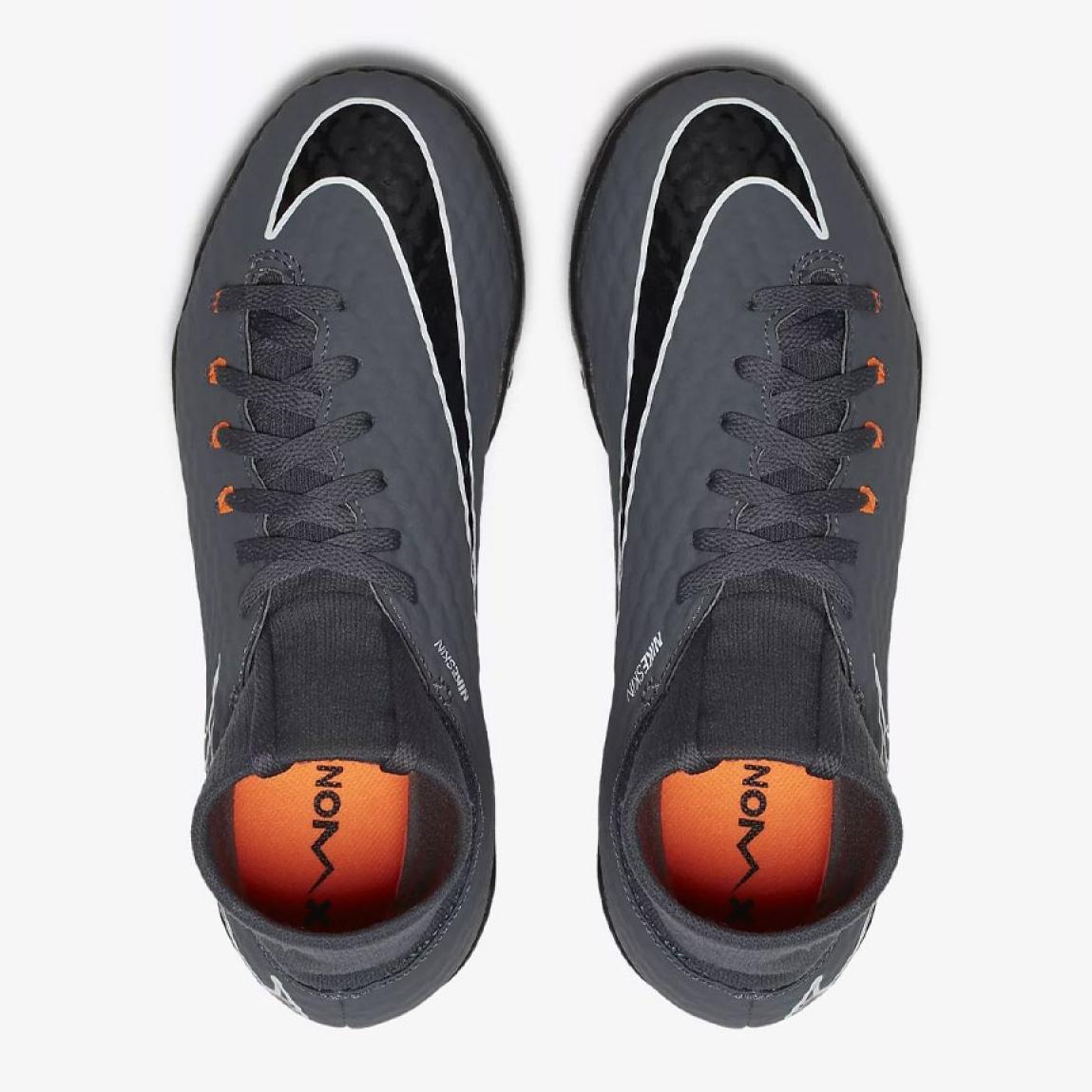 the best attitude cfd75 6b159 Football Shoes Nike Hypervenom PhantomX 3 Academy Df Tf Jr AH7293-081-S