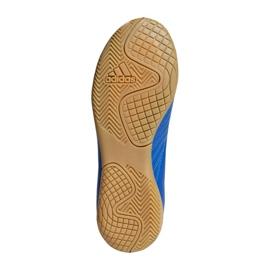 Adidas X Tango 18.4 In Jr DB2431 football shoes navy blue navy 1