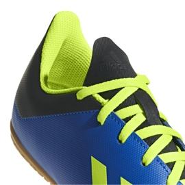 Adidas X Tango 18.4 In Jr DB2431 football shoes navy blue navy 2