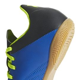 Adidas X Tango 18.4 In Jr DB2431 football shoes navy blue navy 3