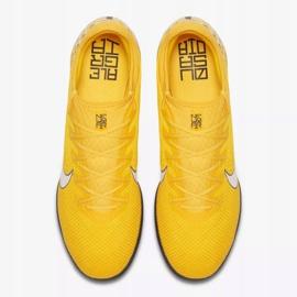Nike Mercurial Vapor 12 Football Boots Neymar Pro Ic M AO4496-710 yellow multicolored 2