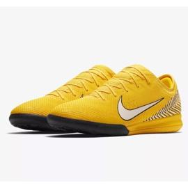 Nike Mercurial Vapor 12 Football Boots Neymar Pro Ic M AO4496-710 yellow multicolored 3
