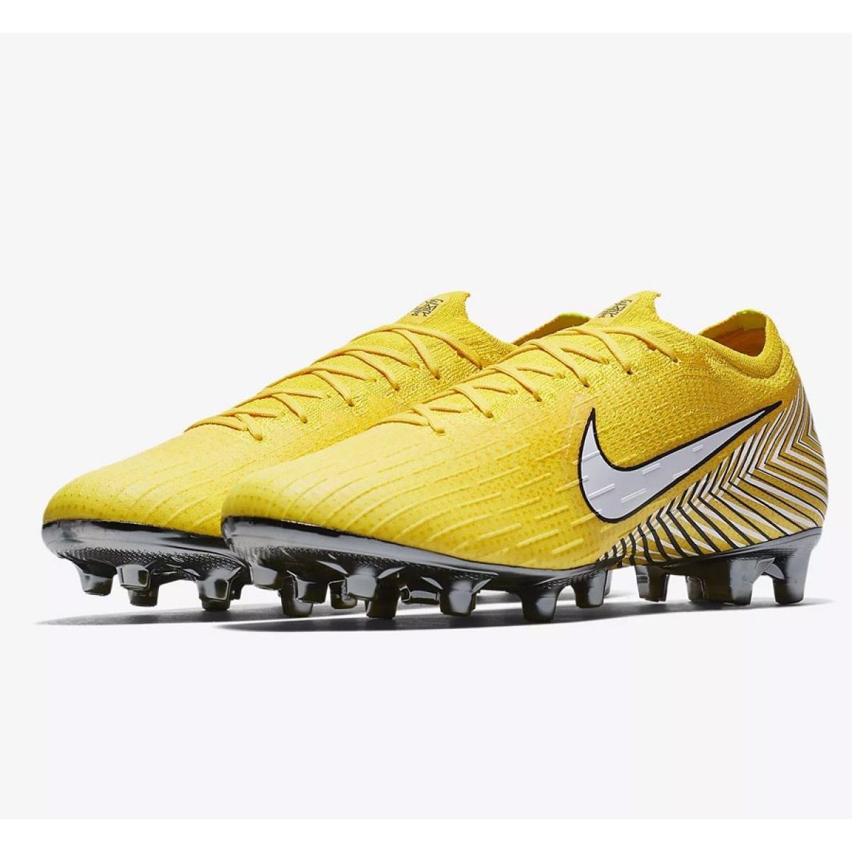 fcf86594 Nike Mercurial Vapor 12 Elite Neymar AG-Pro M AO3128-710 Football Shoes  picture