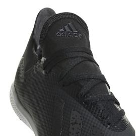 Adidas X Tango 18.3 Tf M DB2476 football shoes black black 2