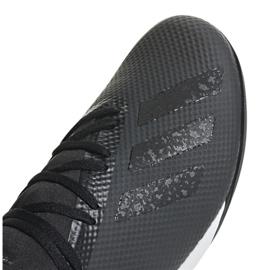 Adidas X Tango 18.3 Tf M DB2476 football shoes black black 3