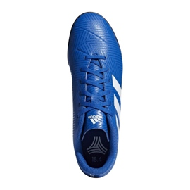 Adidas Nemeziz Tango 18.4 Tf M DB2264 Football Boots blue multicolored 1
