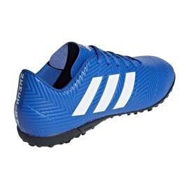 Adidas Nemeziz Tango 18.4 Tf M DB2264 Football Boots blue multicolored 2