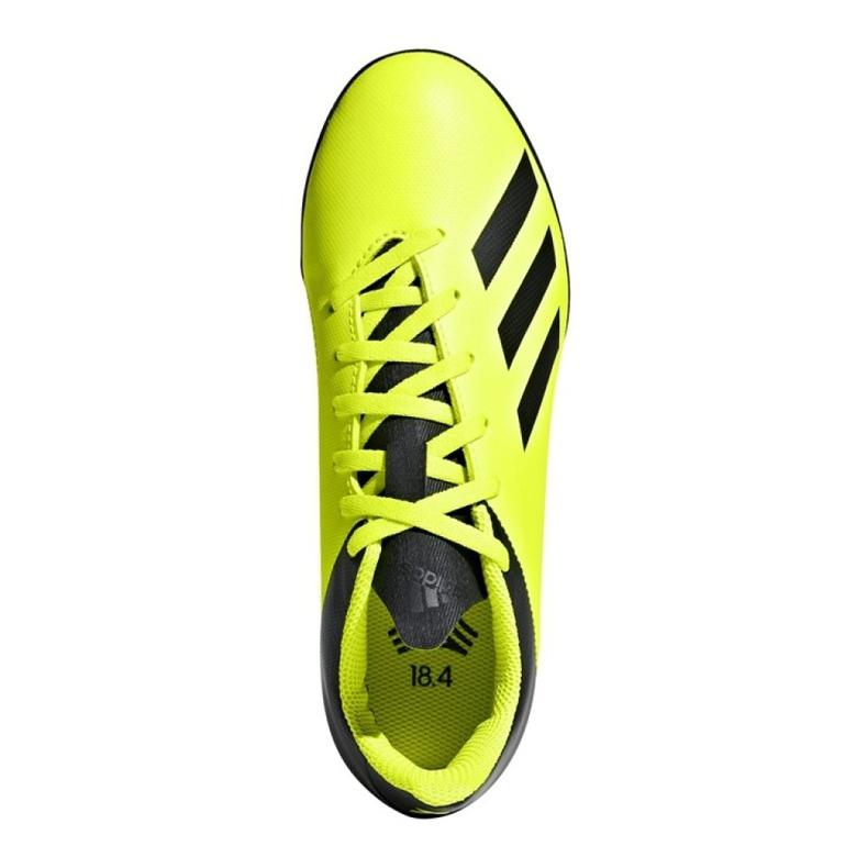 innovative design 986d5 c78b5 Adidas X Tango 18.4 Tf Jr DB2435 football shoes