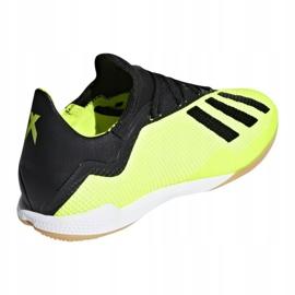 Football boots adidas X Tango 18.3 In M DB2441 yellow yellow 2
