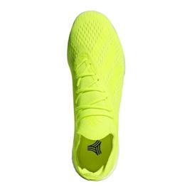 Football shoes adidas X Tango 18.1 Tr M DB2280 yellow yellow 1