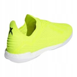 Football shoes adidas X Tango 18.1 Tr M DB2280 yellow yellow 2