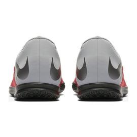 Indoor shoes Nike Hypervenom Phantomx 3 Club Ic M AJ3808-600 red red 3