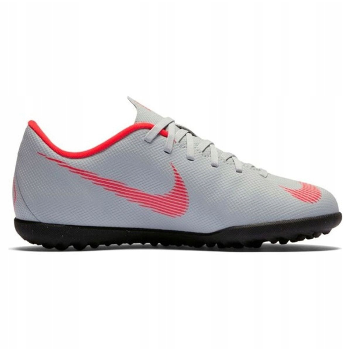 huge discount 42205 6d0cf Nike Mercurial VaporX 12 club football shoes Tf Gs Jr AH7355-060