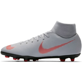 Football shoes Nike Mercurial Superfly 6 Club Mg M AH7363-060 grey multicolored 1