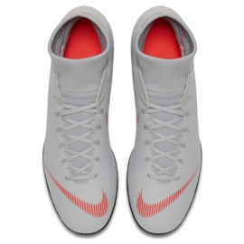Football shoes Nike Mercurial Superfly 6 Club Mg M AH7363-060 grey multicolored 3
