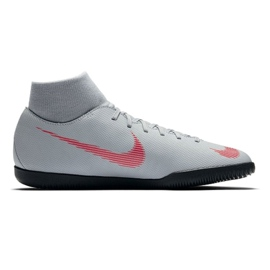 Indoor shoes Nike Mercurial Superfly 6 Club Ic M AH7371-060 white multicolored 1