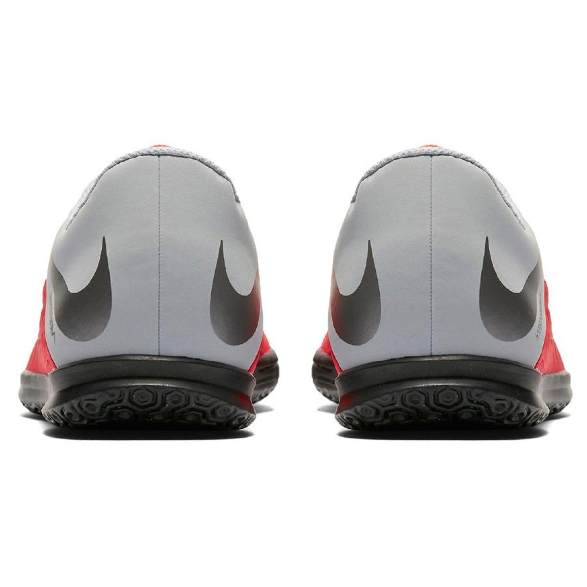 Pierwsze spojrzenie wysoka moda oficjalny dostawca Indoor shoes Nike Hypervenom PhantomX 3 Club Ic Jr AJ3789-600 red red