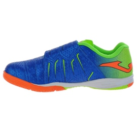 Indoor shoes Joma Tactil In Jr TACW.804.IN blue orange 1