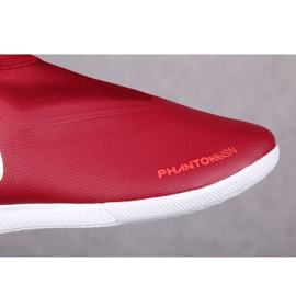 Indoor shoes Nike Phantom Vsn Academy Df Ic M AO3267-606 red red 2
