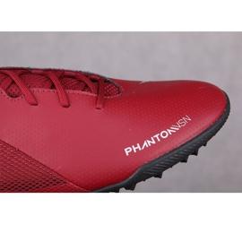 Nike Phantom Vsn Academy Tf M AO3223-606 football boots red multicolored 1