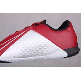 Nike Phantom Vsn Academy Tf M AO3223-606 football boots red multicolored 3
