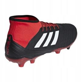 Football boots adidas Predator 18.2 Fg M DB1999 black multicolored 1