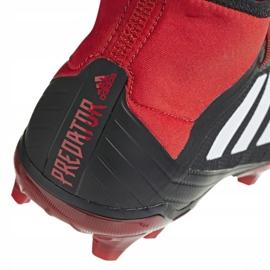 Football boots adidas Predator 18.2 Fg M DB1999 black multicolored 3