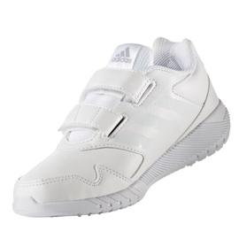 Adidas Alta Run Cf Jr BA7902 shoes white 2
