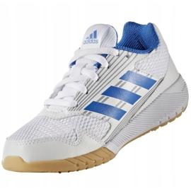 Adidas Alta Run Jr BA9426 shoes white 2