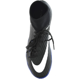 Indoor shoes Nike Hypervenom X Phelon 3 Df Ic M 917768-002 black black 1