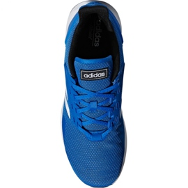 Running shoes adidas Duramo 9 M BB7067 blue 1