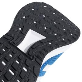 Running shoes adidas Duramo 9 M BB7067 blue 5