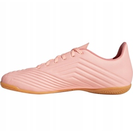Indoor shoes adidas Predator Tango 18.4 In M DB2139 pink multicolored 1