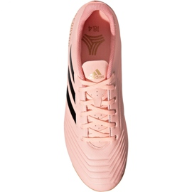 Indoor shoes adidas Predator Tango 18.4 In M DB2139 pink multicolored 2