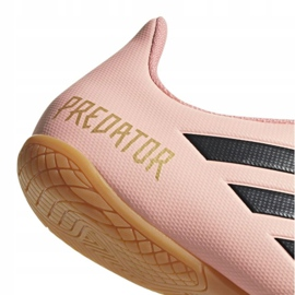 Indoor shoes adidas Predator Tango 18.4 In M DB2139 pink multicolored 4