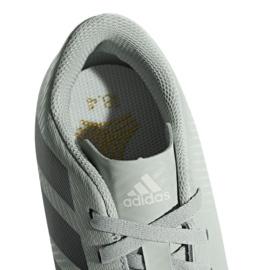 Adidas Nemeziz Tango 18.4 Tf Jr DB2380 football shoes white multicolored 3