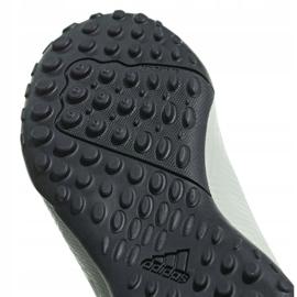 Adidas Nemeziz Tango 18.4 Tf Jr DB2380 football shoes white multicolored 5