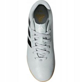 Adidas Nemeziz Tango indoor shoes 18.4 In Jr DB2383 white multicolored 1
