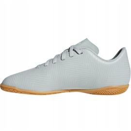 Adidas Nemeziz Tango indoor shoes 18.4 In Jr DB2383 white multicolored 2